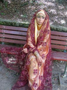 Hijab Pins, Arab Fashion, Oriental Fashion, Islam, Street Style, Elegant, My Style, People, Closet