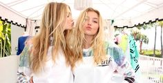 Gigi Hadid hair / Top Tips For Mastering Air-Drying | Fashion, Trends, Beauty Tips & Celebrity Style Magazine | ELLE UK
