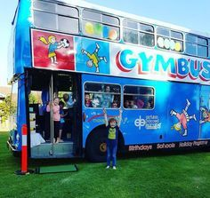 Kids Party Bus, Kids Party Venues, Birthday Party Venues, Birthday Parties, Playroom Design, Kids Room Design, Kid Playroom, Indoor Play Places, Indoor Play Centre