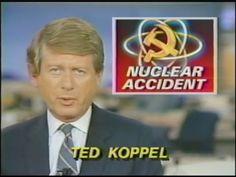 ABC News Nightline: Chernobyl Accident - 04/28/86