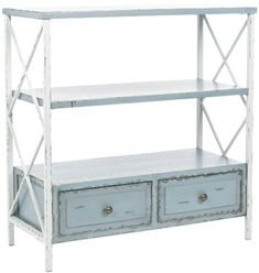 Safavieh American Home Collection Marco Distressed Console Table - http://www.furniturendecor.com/safavieh-american-home-collection-marco-distressed-console-table-pale/- Related categories: Furniture, Home and Kitchen, Living Room Furniture, Ottomans, Sofa and Console Tables, Tables