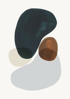 Strict Composition – Abstract Art Prints by Danish Designer Berit Mogensen Lopez | OEN