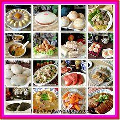 Special Compilation of Teochew Cuisines  (潮州美食食谱汇编)