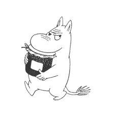 Муми-тролли и Туве Янссон (Moomins)
