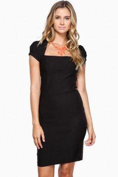 Vidal Dress in Black