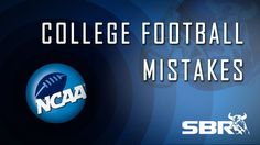 Common College Football Betting Mistakes