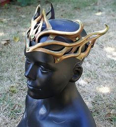 Mythica Masks High Elven Crown