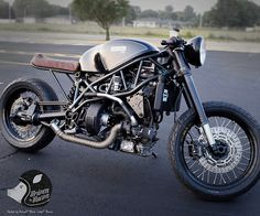 Bio-Diesel made from Bacon fat... Black Label Bacon Bike: The world's first bacon fueled motorcycle- ready for its premiere ride.