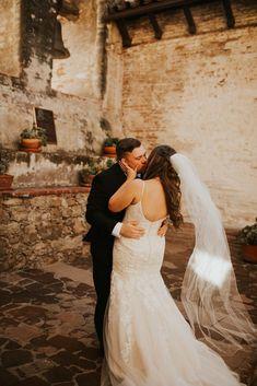 A E Bride Jordan and Kolten Knaub, San Juan Capistrano, CA