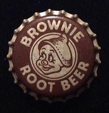 BROWNIE ROOT BEER soda bottle cap cork unused