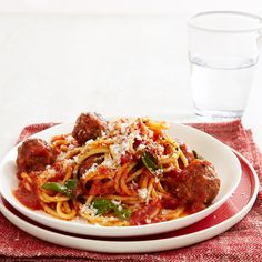 Beef and Sausage Meatballs - GoodHousekeeping.com