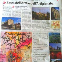 Festa Arte e Artigianato Domenica 22 luglio www.castellodistarda.it Cover, Party, Slipcovers, Blankets