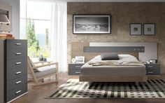 Cabezal Elegant para cama de 150 cm