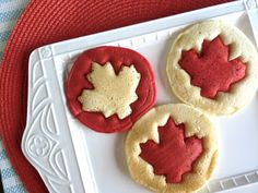 Edible Life in YYC: Patriotic Pancakes Canadian Poutine, Canadian Food, Canadian Recipes, Canada Day Party, Crepes, Banana Carrot Muffins, Canada Day Fireworks, Canada Day Crafts, Canada Holiday