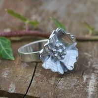 Jan Campbell Fine Jewellery and Hand Painted Silk on Folksy
