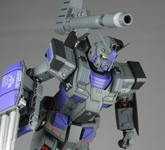 MG 1/100 Full Armor Gundam Painted Build - Gundam Kits Collection News and Reviews