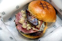 DUDE FOR FOOD: Burger Love at Pound by Todd English