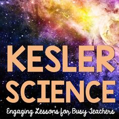 Engaging middle school science lessons for busy science teachers.