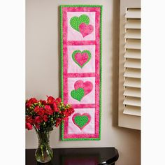 Free pattern day:  Hearts and Valentines 2015
