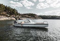 Premium range motorboats from Finland » Axopar Boats