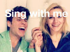 Sing with me. #randomthingswedo