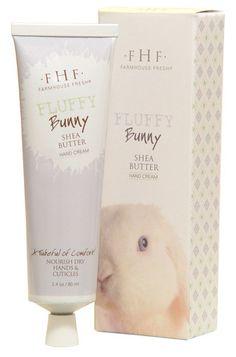 Farmhouse Fresh Fluffy Bunny Shea Butter Hand Cream – Loves Creation