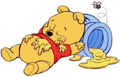 caricaturas osos mañosos | Related Pictures winnie the pooh bear honey
