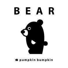 Bear, pumpkin bumpkin