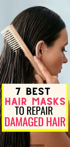 5 Best DIY Hair Masks To Repair Damaged Hair At Home | Tips & Products