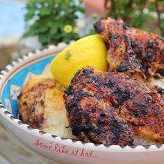 Alchemy in The Kitchen - Simple Ingredients, Magical Food: Piri Piri... Peri Peri... Pili Pili Chicken – Some like it hot !
