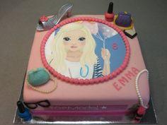 Top Model cake - Torte per Tutti