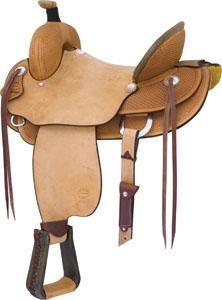 Saddlesmith of Texas Bogota Ranch Saddle