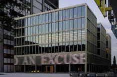 Jenny Holzer – Google-Suche Basel, 21st Century, Skyscraper, Multi Story Building, Architecture, Facades, Image, Jenny Holzer, Instagram