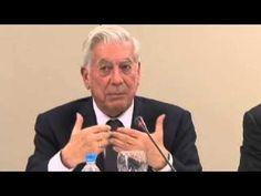 El Premio Nobel Mario Vargas Llosa habla sobre el libro impreso y el mundo digital