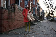 skirts! by allthishappiness, via Flickr  Good tights! Not sure i could pull them off!
