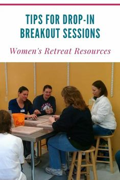 Make everyone happy at your next Christian women's retreat using these tips for scheduling and planning drop-in breakout sessions. #womensministry #christianwomen Christian Women's Ministry, Christian Retreat, Women's Retreat, Christian Resources, Christian Devotions, Grown Women, Personal Relationship, Faith, Drop