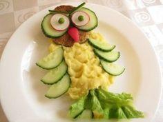 Самая привлекательная еда для детей / Детские рецепты