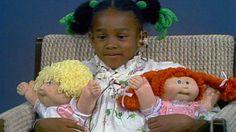 Dec. 1, 1983: Cabbage Patch Kids Craze Video - ABC News