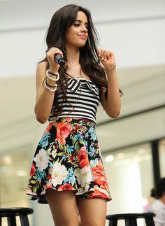 7 - Camila of Fifth Harmony Birthday Gallery