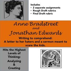 prologue anne bradstreet essay Read this essay on anne bradstreet come browse our large digital warehouse of free sample essays get the knowledge you need in order to pass your classes and more.