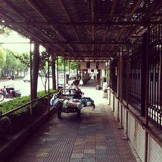 Itinerant Street Market - #Shanghai #China