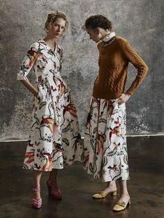 Erdem Autumn/Winter 2017 Pre-Fall Collection | British Vogue