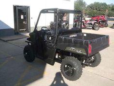New 2016 Polaris RANGER 570 Sage Green ATVs For Sale in Texas. 2016 Polaris RANGER 570 Sage Green, 2016 Polaris® RANGER® 570 Sage Green Polaris RANGER®, the industry s No.1 selling utility vehicles (UTV), continues to add to its industry-leading broadest lineup for model year 2016. To get more done from sun up to sun down, the versatile lineup consists of two-seat, full-size and CREW vehicles for hunt, farm, trail and mud. Features May Include: 44 horsepower ProStar® 570 engine Engine…