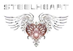 Welcome to SteelHearts Website Rock Band Logos, Rock Bands, James Ward, Business Signs, Rock Music, Drums, Website, My Love, Tattoos