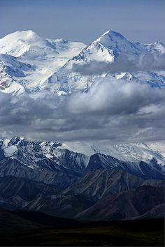 Majestic Mt. McKinley | Flickr - Photo Sharing!