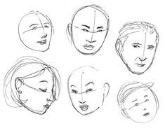 Human Anatomy Fundamentals: Basics of The Face - Tuts+ Design & Illustration Tutorial Human Anatomy Drawing, Face Anatomy, Design Room, Drawing Tutorials For Beginners, Figure Drawing Reference, Anatomy Reference, Cartoon Faces, Illustrator Tutorials, Step By Step Drawing