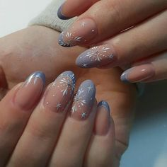 Manicure – winter fashion trends, trends, design – Beauty & Seem Beautiful Xmas Nails, Holiday Nails, Nail Art Designs, Ongles Or Rose, Simple Gel Nails, Manicure Gel, Nagel Bling, Rose Gold Nails, Christmas Nail Art