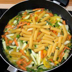 Rigatoni, Ravioli, Veggie Recipes, Carrots, Food And Drink, Vegetables, Carrot, Vegetable Recipes, Vegetarian Recipes