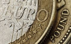 A one euro coin is pictured alongside a British one pound coin in London, U., on Wednesday, Dec. 2008 Source by dickstroud One Pound Coin, No Credit Check Loans, Eu Referendum, Bail Out, Euro Coins, Installment Loans, Bank Of England, Short Term Loans, Camino De Santiago