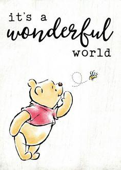 Trendy iphone wallpaper quotes disney winnie the pooh Ideas Winnie The Pooh Imagenes, Winnie The Pooh Drawing, Winnie The Pooh Quotes, Winnie The Pooh Friends, Disney Winnie The Pooh, Cute Disney, Disney Art, Disney Pixar, Disney Characters